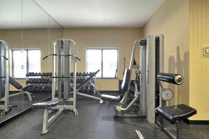 Fitness/ Exercise Room - Holiday Inn Express Hotel & Suites Hurst