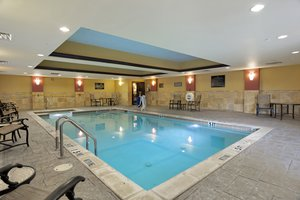 Pool - Holiday Inn Express Hotel & Suites Hurst