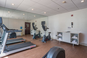 Fitness/ Exercise Room - Holiday Inn Express Swansea