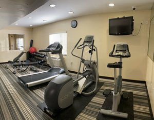 Fitness/ Exercise Room - Candlewood Suites Hawthorne