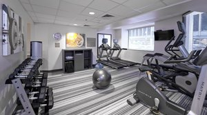 Fitness/ Exercise Room - Candlewood Suites Inner Harbor Baltimore