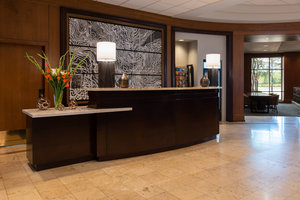 Lobby - Marriott Hotel Medical District Chicago