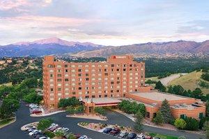 Exterior view - Marriott Hotel Colorado Springs