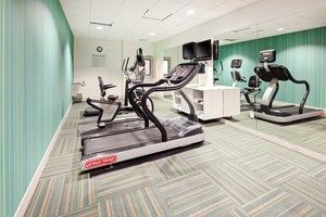 Fitness/ Exercise Room - Holiday Inn Express Hotel & Suites Clovis