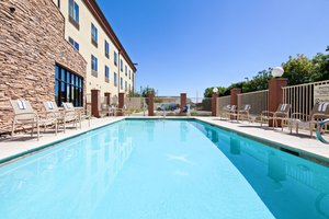Pool - Holiday Inn Express Hotel & Suites Clovis