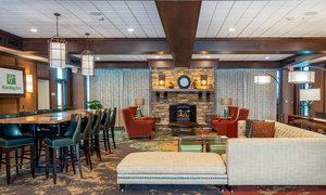 Lobby - Holiday Inn Convention Center Stevens Point