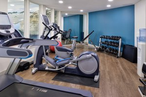 Fitness/ Exercise Room - Holiday Inn Express Hotel & Suites McKinleyville