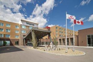 Exterior view - Westin Hotel Calgary Airport