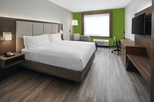 Room - Holiday Inn Express Hotel & Suites Odessa