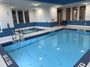 Pool - Holiday Inn Express Hotel & Suites Spruce Grove