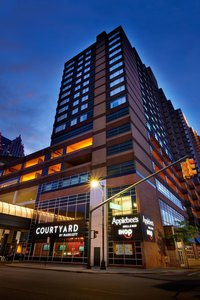 Exterior view - Courtyard by Marriott Hotel Downtown Detroit