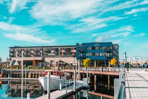 Exterior view - Hotel Indigo Waterfront Place Everett