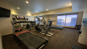 Fitness/ Exercise Room - Holiday Inn Express Hotel & Suites Swift Current
