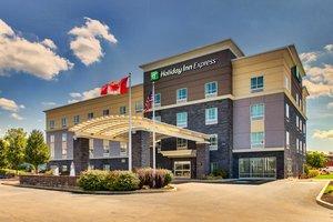 Exterior view - Holiday Inn Express Northeast Cheektowaga