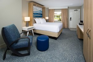 Room - Crowne Plaza Hotel Oceanfront Indialantic