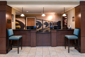 Lobby - Staybridge Suites City Center Indianapolis