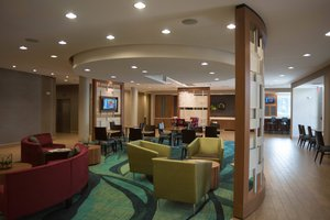 Lobby - Springhill Suites by Marriott Mobile