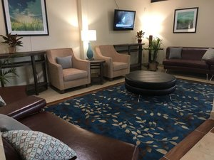 Lobby - Candlewood Suites Medical Center Houston