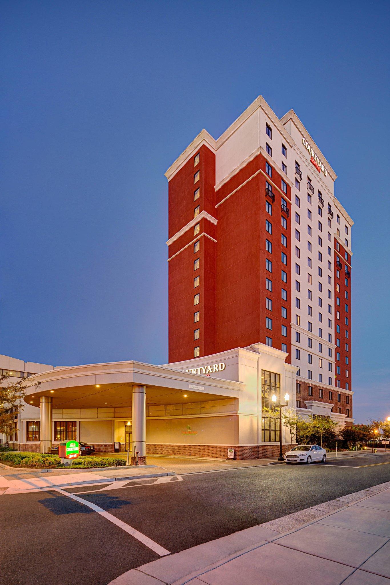 Courtyard by Marriott Atlantic City Beach Block
