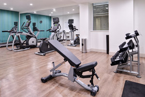 Fitness/ Exercise Room - Holiday Inn Express St Charles New Orleans
