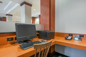 Conference Area - Fairfield Inn & Suites by Marriott Holiday