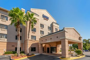 Exterior view - Fairfield Inn & Suites by Marriott Holiday