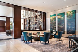 Lobby - Westin Hotel Beale Street Memphis