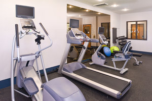 Fitness/ Exercise Room - Holiday Inn Express Hotel & Suites Alamosa
