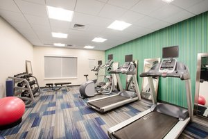 Fitness/ Exercise Room - Holiday Inn Express Hotel & Suites Great Bend