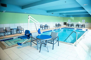 Pool - Holiday Inn Express Hotel & Suites Great Bend
