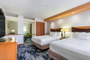 Suite - Fairfield Inn & Suites by Marriott Columbia