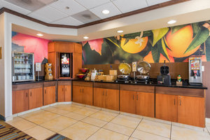 Restaurant - Fairfield Inn & Suites by Marriott Columbia
