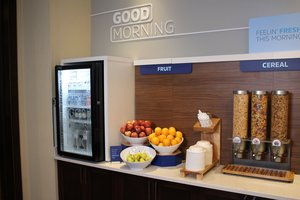 Restaurant - Holiday Inn Express Hotel & Suites Spruce Grove