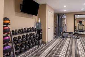 Fitness/ Exercise Room - Candlewood Suites Speedway Kansas City