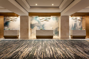 Lobby - Tampa Marriott Water Street Hotel