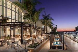 Restaurant - Tampa Marriott Water Street Hotel