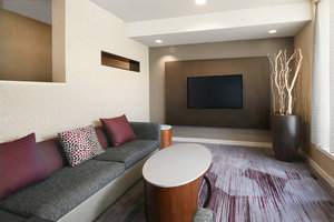 Bar - Courtyard by Marriott Hotel Las Colinas Irving
