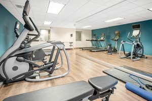 Fitness/ Exercise Room - Holiday Inn Express Hotel & Suites Marysville