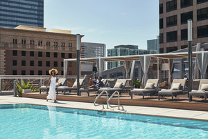 Pool - InterContinental Hotel Downtown Los Angeles