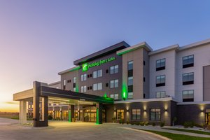 Exterior view - Holiday Inn Hotel & Suites Cedar Falls