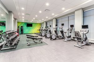 Fitness/ Exercise Room - Holiday Inn Hotel & Suites Cedar Falls