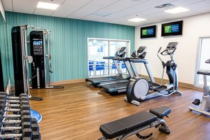 Fitness/ Exercise Room - Holiday Inn Express Hotel & Suites Dartmouth