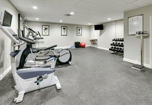 Fitness/ Exercise Room - Staybridge Suites Schertz