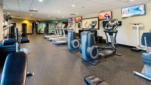 Fitness/ Exercise Room - Staybridge Suites Webster