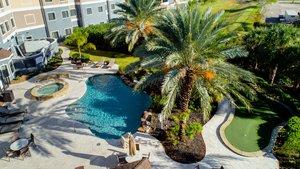 Pool - Staybridge Suites Webster