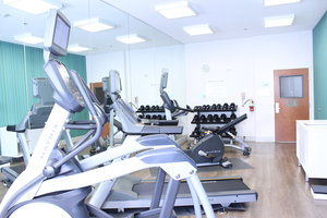 Fitness/ Exercise Room - Holiday Inn Express Hotel & Suites Mansfield