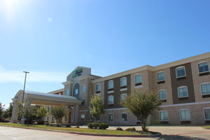 Exterior view - Holiday Inn Express Hotel & Suites Mansfield
