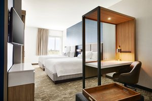 Suite - SpringHill Suites by Marriott North Springfield