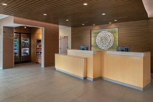 Lobby - Fairfield Inn & Suites by Marriott East Wenatchee