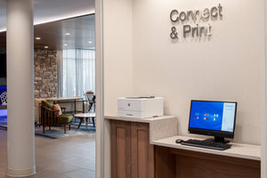 Conference Area - Fairfield Inn & Suites by Marriott East Wenatchee
